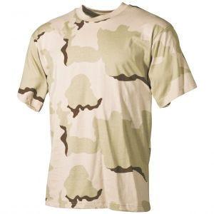 Camiseta MFH en Desert 3 Colores