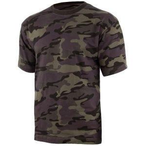 Camiseta MFH en Combat Camo