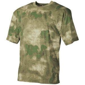 Camiseta MFH en HDT Camo FG