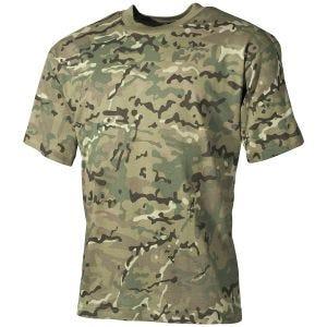 Camiseta MFH en Operation Camo
