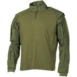 Camisa táctica MFH US en OD Green