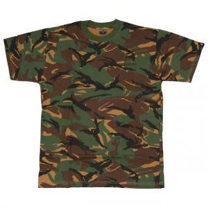 Camiseta Mil-Com en DPM