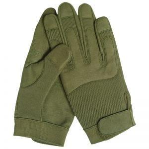 Guantes Mil-Tec Army en verde oliva