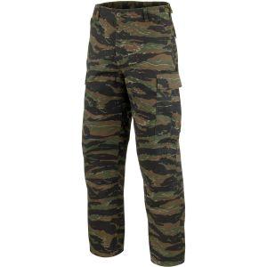 Pantalones de combate Mil-Tec BDU en Tiger Stripe
