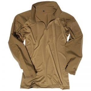 Camisa de combate Mil-Tec en Coyote
