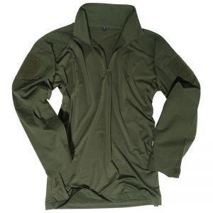 Camisa de combate Mil-Tec en verde oliva