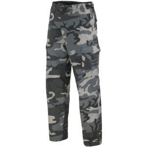 Pantalones Mil-Tec BDU Ranger Combat en Dark Camo