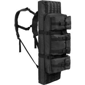 Funda mediana para fusil Mil-Tec en negro