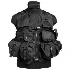 Chaleco de asalto Mil-Tec Ultimate en negro