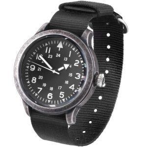 Reloj de acero inoxidable Mil-Tec Army de estilo inglés