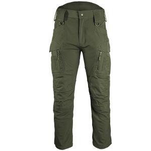 Pantalones ligeros Mil-Tec Assault en Ranger Green