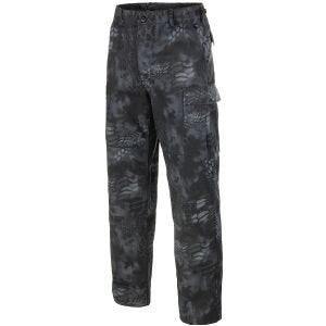 Pantalones de combate Mil-Tec BDU en Mandra Night