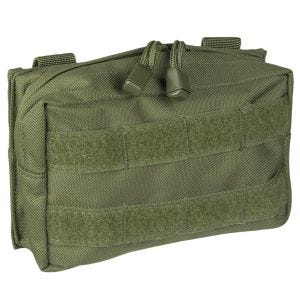 Kit médico de primeros auxilios Mil-Tec Leina pequeño de 25 piezas en verde oliva