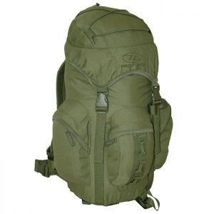 Mochila Pro-Force New Forces de 25 l en verde oliva