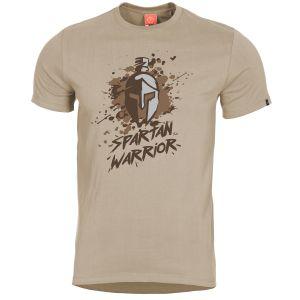 Camiseta Pentagon Ageron Spartan Warrior en caqui
