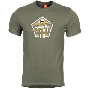 Camiseta Pentagon Ageron Victorious en oliva