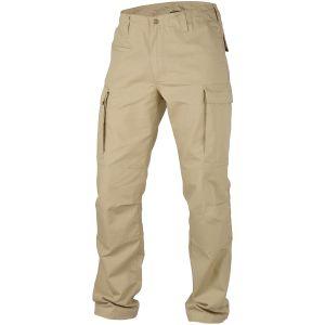 Pantalones Pentagon BDU 2.0 en caqui