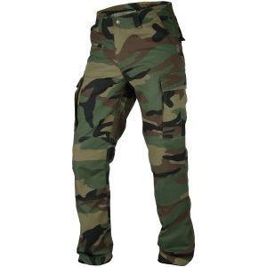 Pantalones Pentagon BDU 2.0 en Woodland