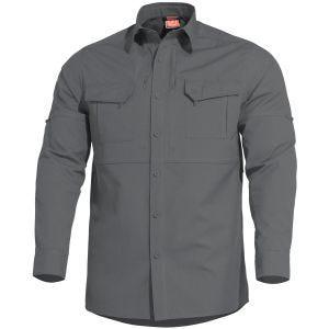 Camisa táctica Pentagon Plato en Wolf Grey