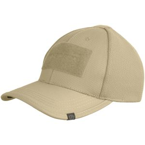 Gorra de béisbol Pentagon Raptor en caqui