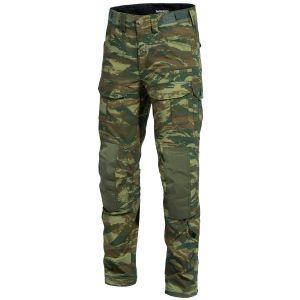 Pantalones de combate Pentagon Wolf en Greek Lizard