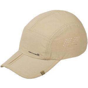 Gorra de entrenamiento Pentagon Zakros en caqui