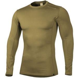 Camiseta térmica Pentagon Pindos 2.0 en Coyote