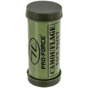 Pintura facial Pro-Force GI en verde oliva/Brown Camo