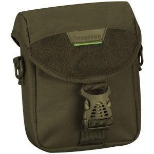 Funda Propper de 20,5 x 18cm para prismáticos con sistema MOLLE en verde oliva