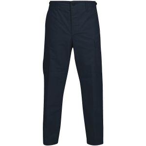 Pantalones de Ripstop de polialgodón Propper BDU con bragueta abotonada en Dark Navy