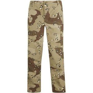 Pantalones de uniforme de Ripstop de polialgodón Propper BDU en Desert 6 Colores