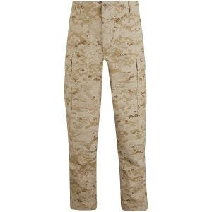 Pantalones de uniforme de Ripstop de polialgodón Propper BDU en Digital Desert