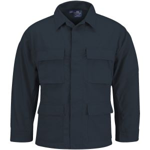 Chaqueta de uniforme Propper BDU de Ripstop de polialgodón en LAPD Navy