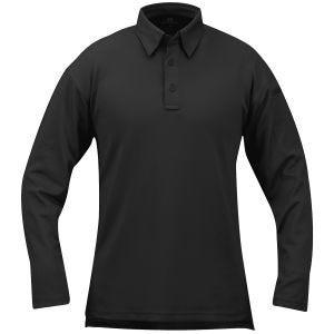Polo de manga larga de alto rendimiento para hombre Propper I.C.E. en negro