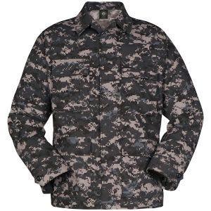 Chaqueta de uniforme de Ripstop de polialgodón Propper BDU en Subdued Urban Digital