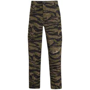 Pantalones de uniforme Propper BDU de Ripstop de polialgodón en Asian Tiger Stripe