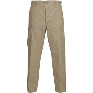 Pantalones de uniforme Propper BDU de Ripstop de polialgodón en caqui