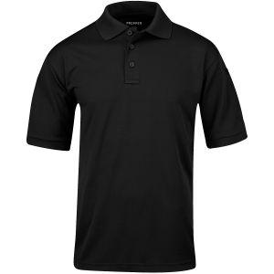 Polo de manga corta para uniforme de hombre Propper en negro
