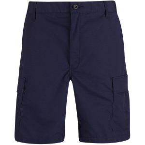 Pantalones cortos Propper BDU de Ripstop de polialgodón en Dark Navy