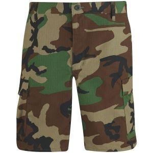 Pantalones cortos de algodón Propper BDU en Woodland