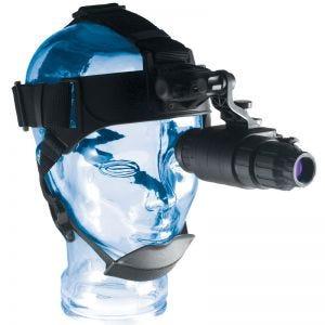 Kit de monocular de visión nocturna con soporte para cabeza Pulsar Challenger GS 1x20