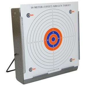 Cazabalines / soporte para dianas de tiro SMK 17 x 17