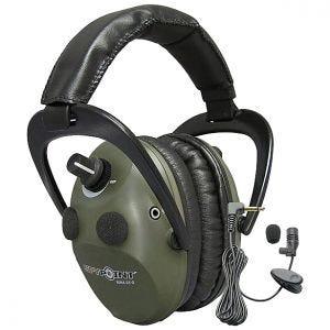 Orejeras electrónicas SpyPoint EEM4-25 en verde