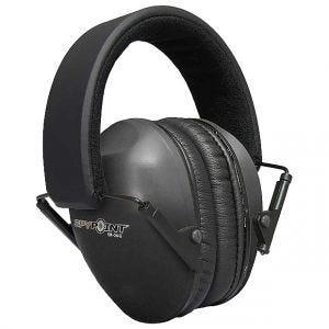 Orejeras acústicas SpyPoint EM-24 en negro