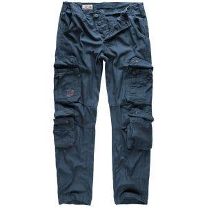 Pantalones Surplus Airborne Slimmy en Navy