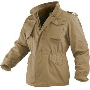 Chaqueta Surplus M65 Regiment en Coyote