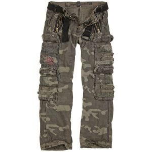 Pantalones Surplus Royal Traveler en Royal Camo