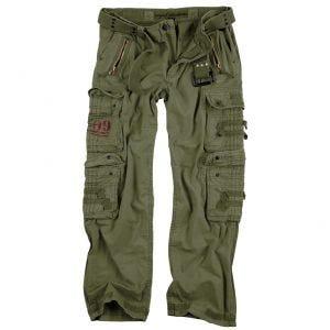 Pantalones Surplus Royal Traveler en Royal Green