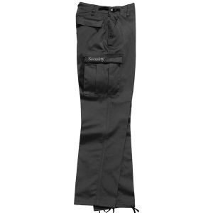 Pantalones Surplus Security Ranger en negro