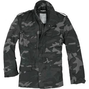 Chaqueta Surplus US M65 en Black Camo